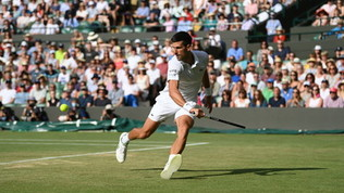 Djokovic supera Kudlain tre sete vola agli ottavi