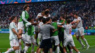 Spagna in semifinale di rigore