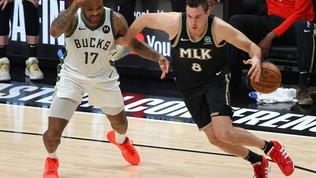 Gallinariko: Milwaukee vince ad Atlanta e vola alle Finals conPhoenix