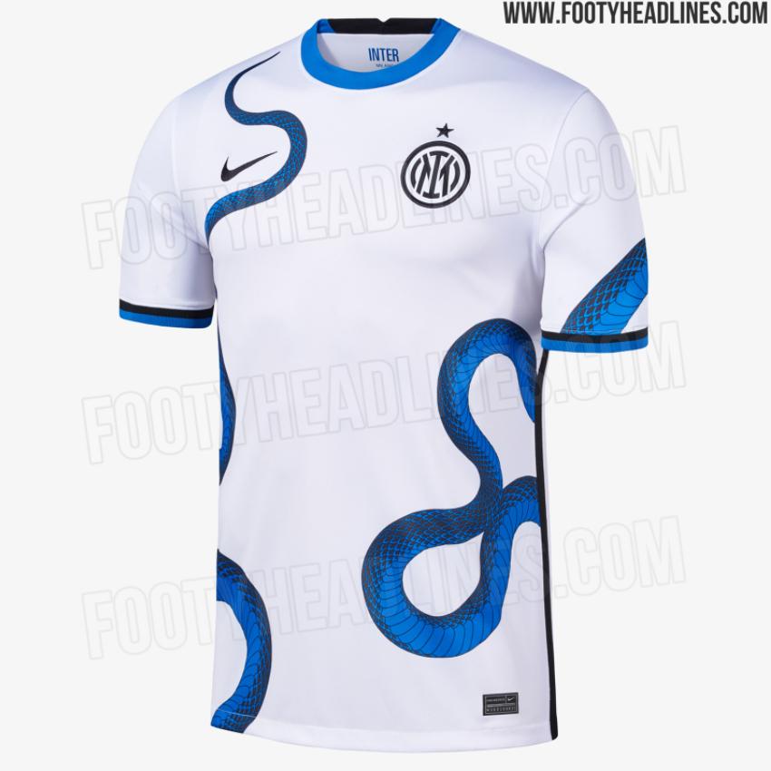 Inter, la nuova seconda maglia per la stagione 2021/22 | Foto ...