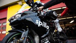 Supersport 300, V-ITA Groupa sostegno diGabriele Valentino