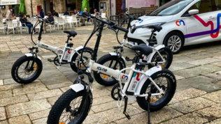 La Toscana punta sulla micromobilità elettrica