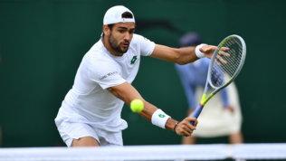 Berrettini travolge Ivashka e vola ai quarti a Wimbledon| Fuori Sonego