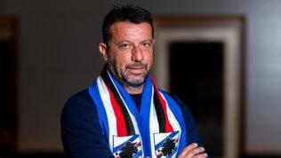 """D'Aversa si presenta: """"Orgoglioso della panchina che è stata di Boskov"""""""