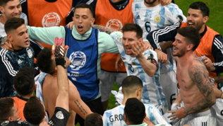 Copa America: l'Argentina raggiunge il Brasile in finale, Colombia ko ai rigori