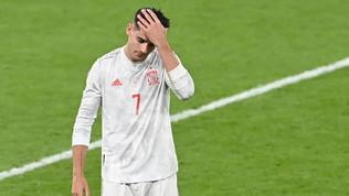 """Nuovi insulti a Morata, Luis Enriquelo difende: """"Ha tirato da infortunato"""""""