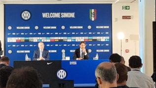 """Inter, inizia l'era Inzaghi: """"Grande sfida, vogliamo difendere lo scudetto"""""""