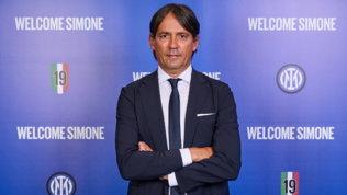 Inter, le foto della presentazione ufficiale di Simone Inzaghi