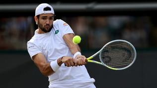 Storico Berrettini, un italiano in semifinale a Wimbledon dopo 61 anni