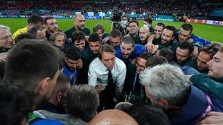 Una finale mai vista: Italia, ritrovare il gioco per zittire Wembley