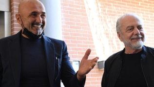 """Spalletti: """"Napoli completa il mio tour dell'anima. Voglio Insigne con me"""""""