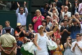 Wimbledon: sarà Barty-Pliskova la finale del singolare femminile