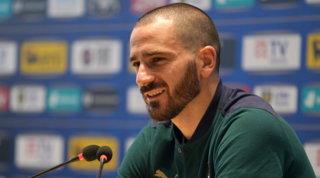 """Bonucci: """"Wembley e arbitro non ci spaventano, la vittoria cancellerebbe anni difficili"""""""