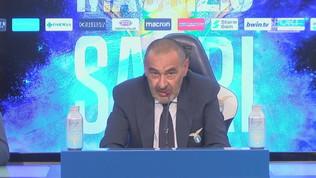 """Sarri: """"Luis Alberto problema della società"""""""