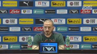 """Bonucci: """"Vincere darebbe entusiasmo a tutti"""""""
