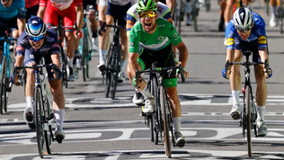 Super Cavendish! Vince la tappa eraggiunge il record di Merckx