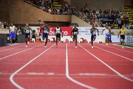 Diamond League Montecarlo: Jacobs 'vince' la sfida azzurra contro Tortu nei 100 metri