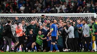 """""""Tifate ma siate prudenti"""": no ai maxi-schermi per Italia-Inghilterra"""
