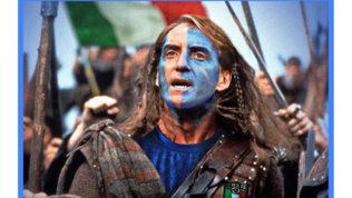 """La Scozia si appella a Mancio-Braveheart: """"Roberto salvaci tu!"""""""