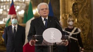 L'Italia dello sport al Quirinale: Nazionale e Berrettini da Mattarella