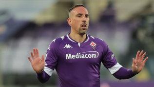 """Ribery: """"Volevo restare alla Fiorentina, mancato rispetto verso di me"""""""