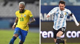 Coppa America show: Messi-Neymar, caccia al primo titolo con la nazionale