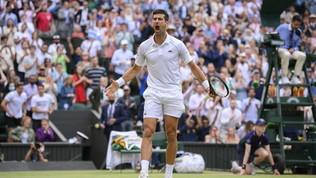 """Djokovic: """"Berrettini tra i migliori al mondo, dovrò rispondere al meglio"""""""