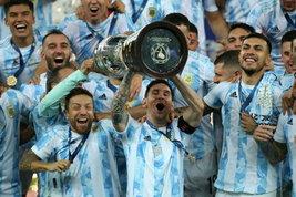 Messi, è la tua prima Copa America: Brasile sconfitto in finale