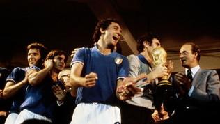 """La lettera degli eroi di Spagna '82 agli azzurri: """"Grazie per le emozioni uniche"""""""
