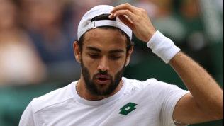Berrettini lotta poi si inchina al marziano Djokovic: sesto Wimbledon per il serbo e 20° Slam