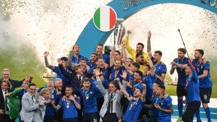 Wembley si tinge d'azzurro ai rigori: Italia Campione d'Europa