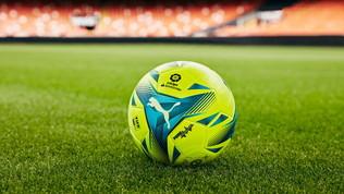Adrenalina, presentato il nuovo pallone della Liga