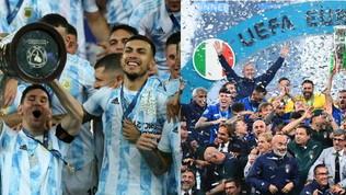 """""""Italia, giochiamo la Supercoppa Maradona"""": la proposta dall'Argentina"""