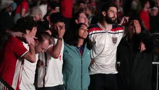 """Un tifoso inglese nel 2013: """"Perderemo Euro 2020 ai rigori con l'Italia"""""""