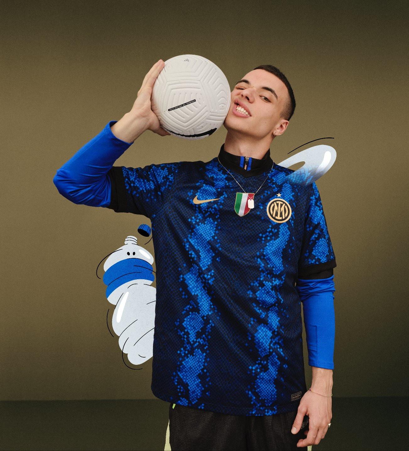 Inter, ecco la divisa ufficiale per la nuova stagione | Foto ...