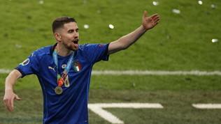 """Jorginho: """"Il Pallone d'Oro èun sogno.Felice di aver scelto l'Italia"""""""
