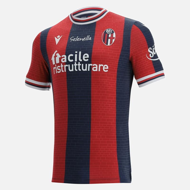 Bologna: prima maglia