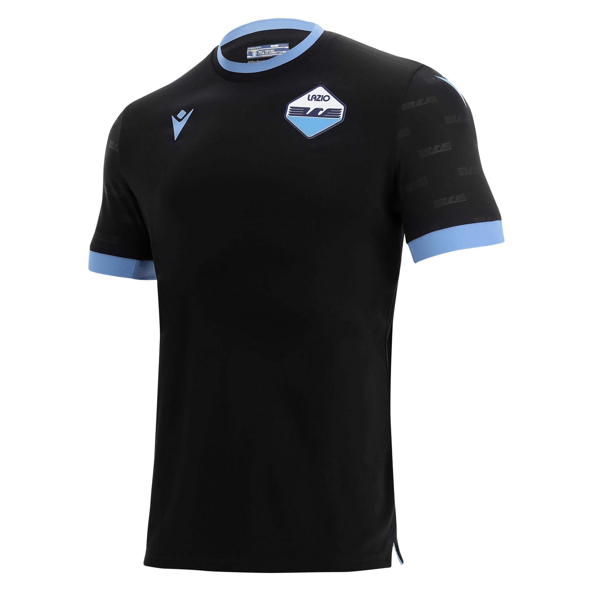 Lazio: terza maglia
