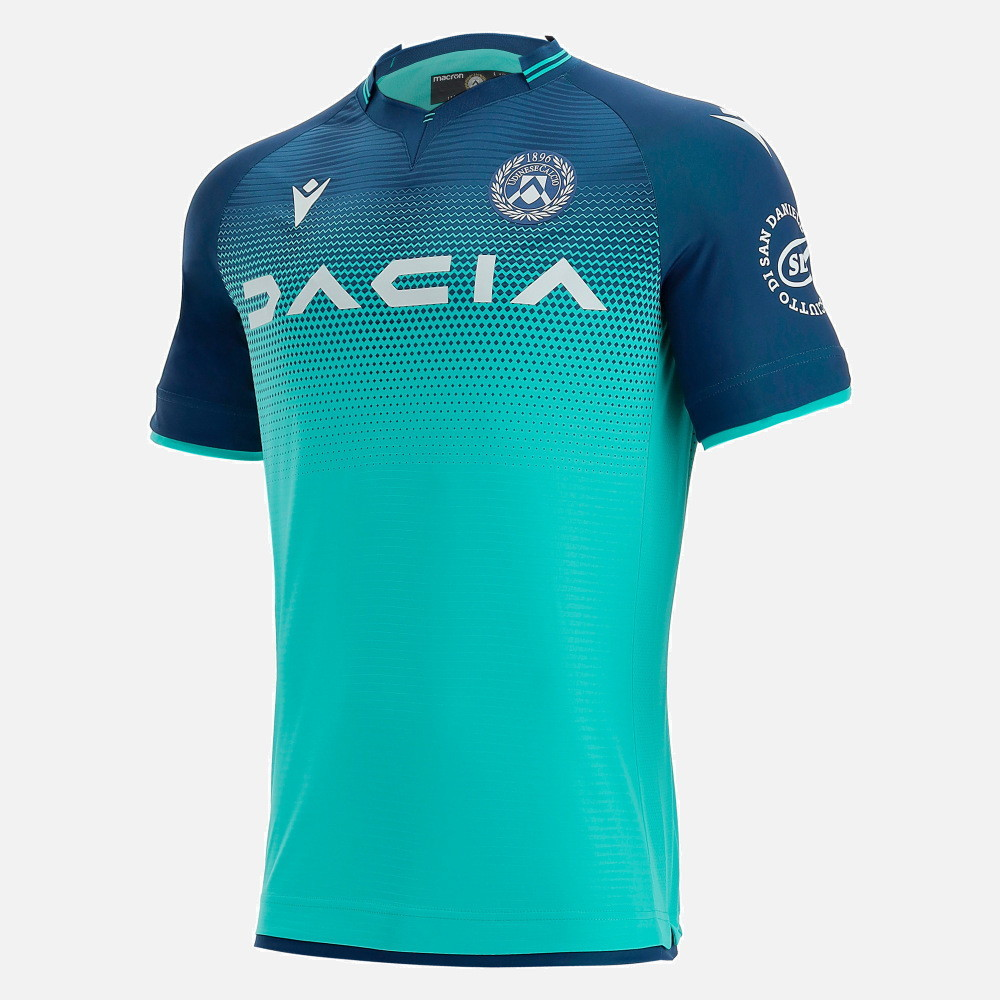 Udinese: seconda maglia