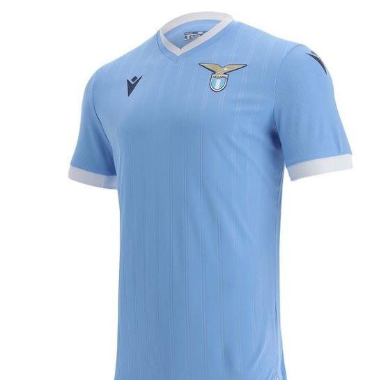Lazio: prima maglia