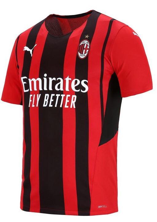 Milan: prima maglia