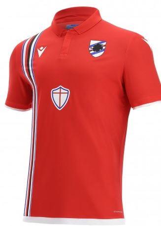 Sampdoria: seconda maglia