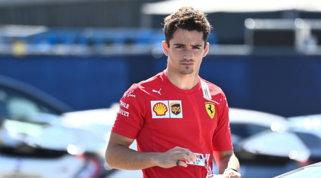 """Leclerc: """"Credo nella Ferrari, regaliamo emozioni come gli Azzurri"""""""