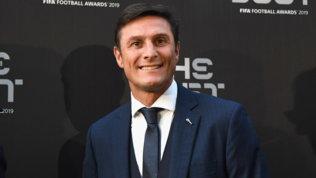 """Zanetti incorona Lautaro: """"Campione dentro e fuori dal campo"""""""