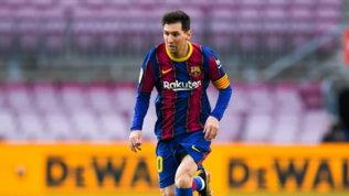 Messi-Barça, c'è l'accordo: 5 anni di contratto al 50% dello stipendio