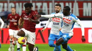 Juve-Napoli senza Osimhen, Inter-Milan senza Kessie: la Coppa d'Africa spaventa le big