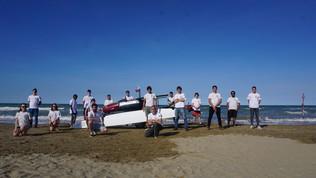 Gli studenti di Bologna trionfano al Monaco Energy Boat Challenge