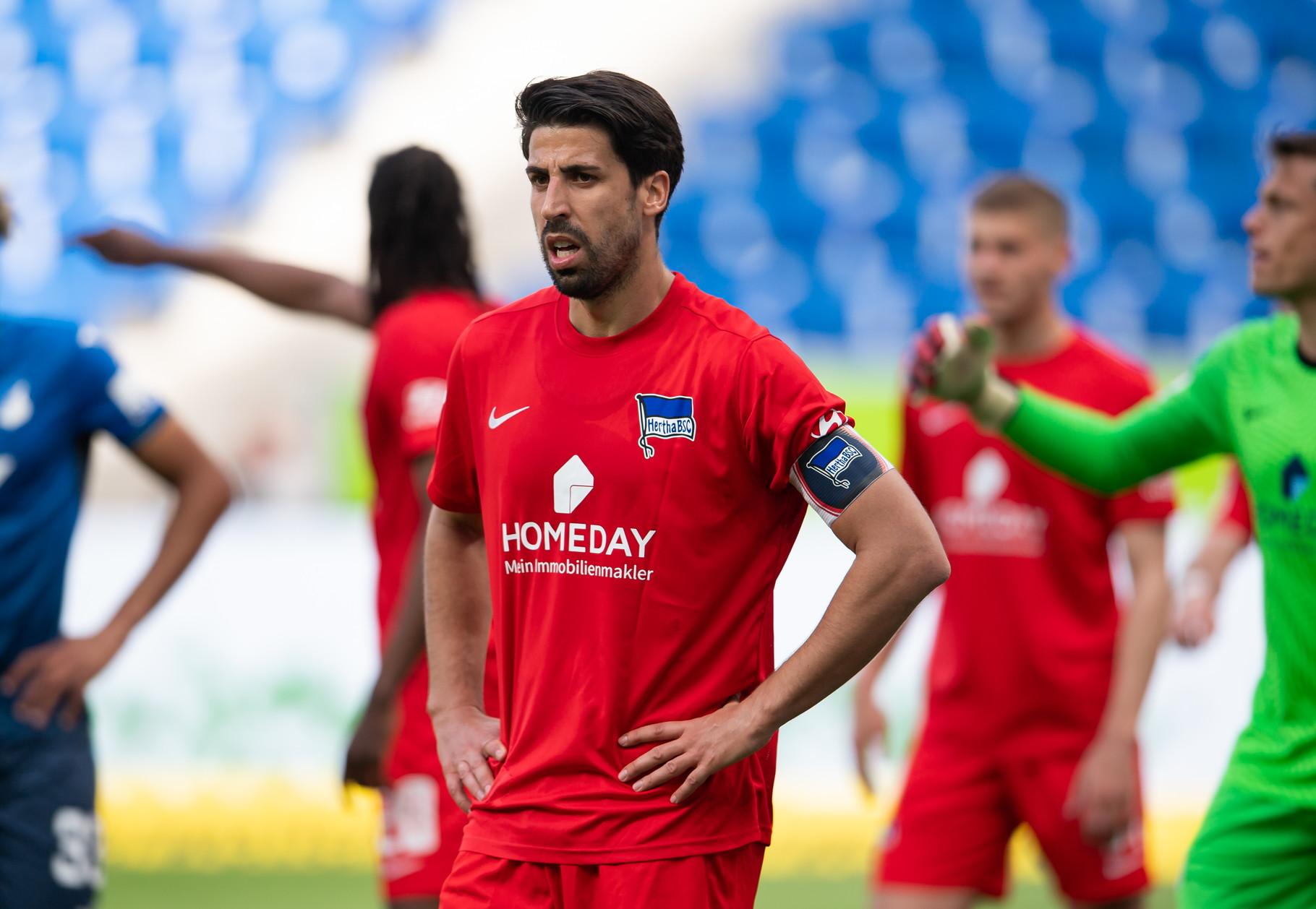 Sami Khedira, 34 anni: ultima squadra Hertha Berlino