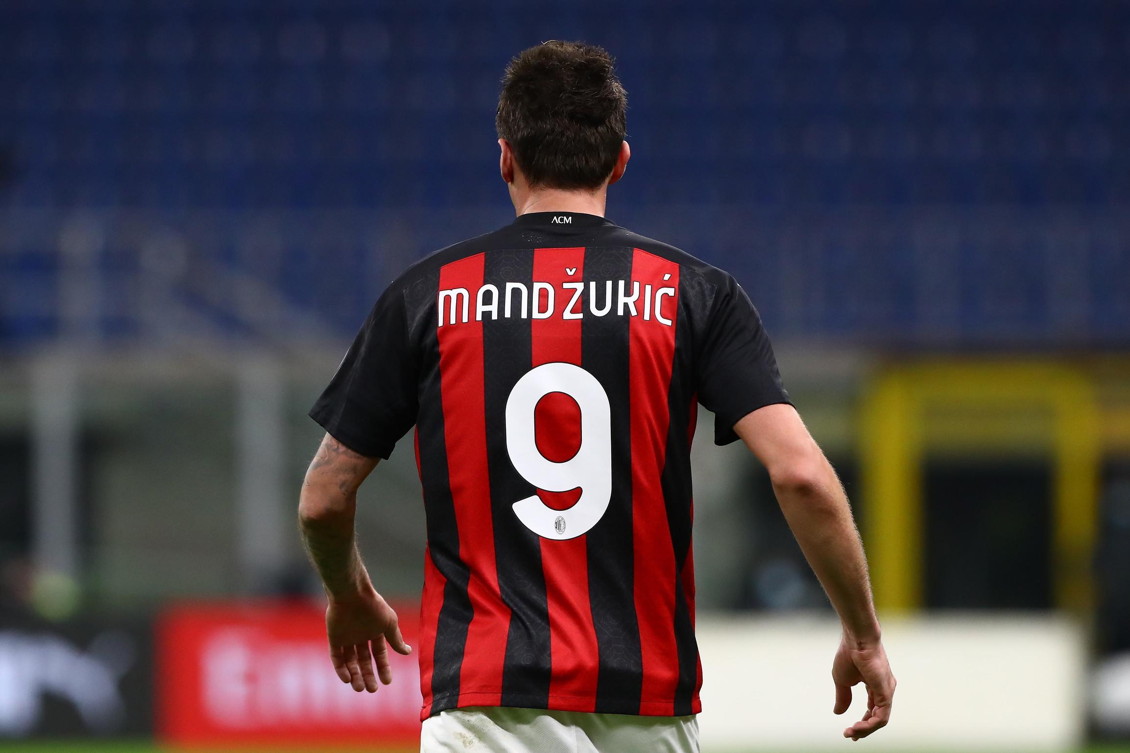 Mandzukic (gennaio-giugno 2021): 11 partite, 0 gol