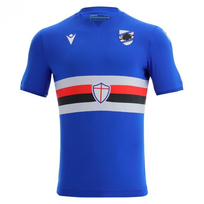 Sampdoria: prima maglia